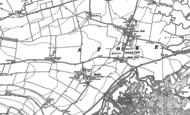 Old Map of Stoke, 1895 - 1906