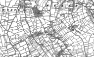 Old Map of Stone Allerton, 1884