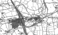 Old Map of Stonebridge, 1898 - 1924