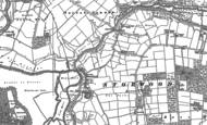Old Map of Storwood, 1890 - 1891