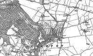 Old Map of Stourton, 1900 - 1923