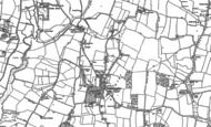 Old Map of Stubbington, 1895 - 1907