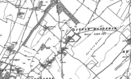 Old Map of Studdal, 1872 - 1897
