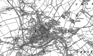 Old Map of Sudbury, 1902