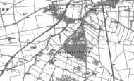 Old Map of Sunderlandwick Village, 1890 - 1891