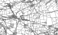Old Map of Sunniside, 1895