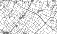 Old Map of Sutton, 1899