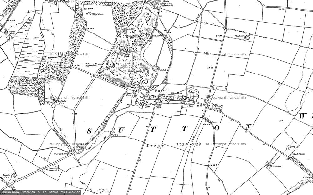 Sutton, 1900