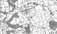 Old Map of Sutton Grange, 1890 - 1907