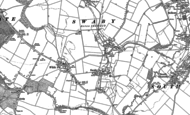Old Map of Swaby, 1888