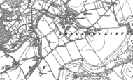 Old Map of Swallowcliffe, 1900