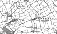 Old Map of Swinhoe, 1896