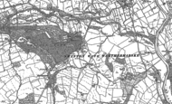 Old Map of Swinton, 1889 - 1890
