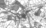 Old Map of Tadcaster, 1891