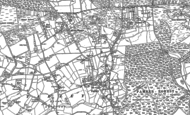 Old Map of Tadley, 1894 - 1909