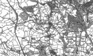 Old Map of Talke, 1897 - 1898