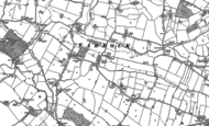 Old Map of Tarbock Green, 1891 - 1905