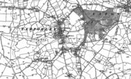 Old Map of Tarporley, 1897