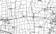 Old Map of Tarpots, 1895