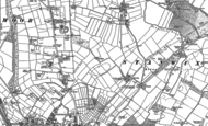 Old Map of Tarraby, 1888 - 1899
