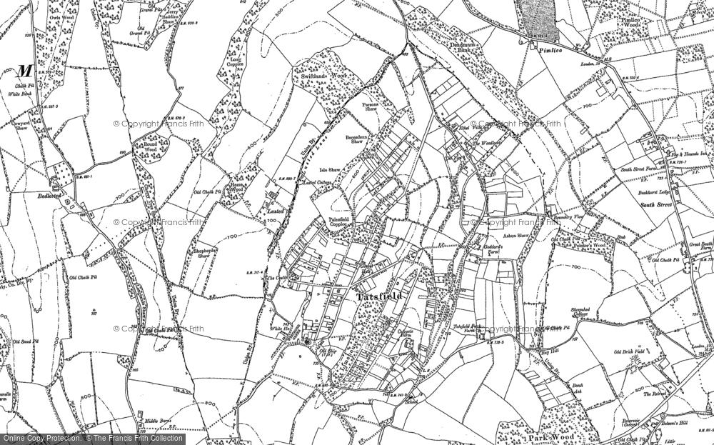 Tatsfield, 1907 - 1908