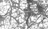 Old Map of The Grove, 1895 - 1919