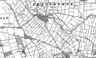 Old Map of Tholthorpe, 1889 - 1892