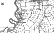 Old Map of Thornaby-on-Tees, 1913 - 1914