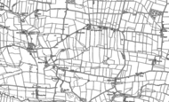 Old Map of Thornby, 1890 - 1899