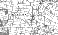 Old Map of Thurlby, 1886 - 1904
