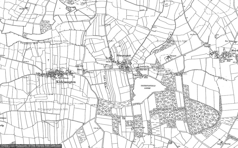 Thurstonfield, 1899