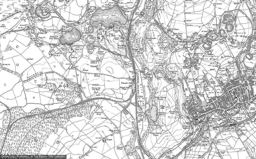 Thwaite Flat, 1910 - 1947