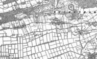 Old Map of Tickenham, 1883 - 1902