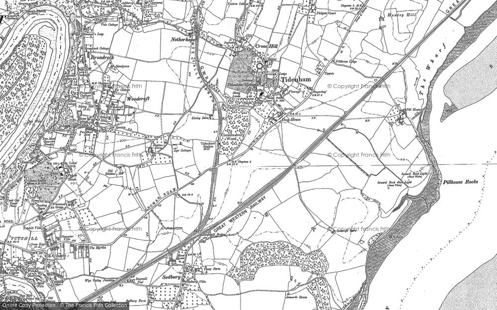 Tidenham, 1900 - 1901
