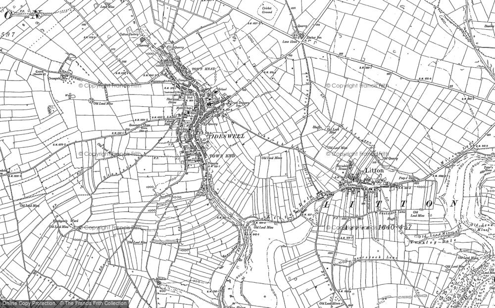 Tideswell, 1879 - 1880