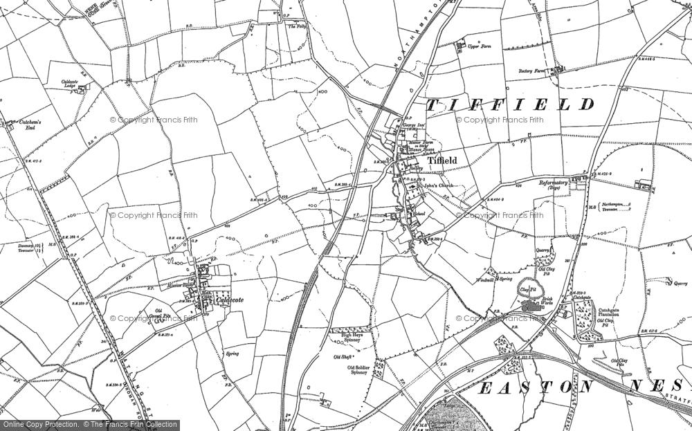 Tiffield, 1883