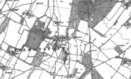 Tilmanstone, 1872