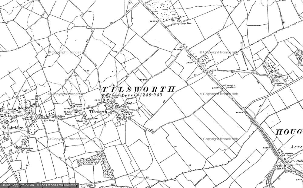 Tilsworth, 1881 - 1900