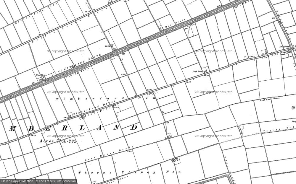 Timberland Fen, 1887