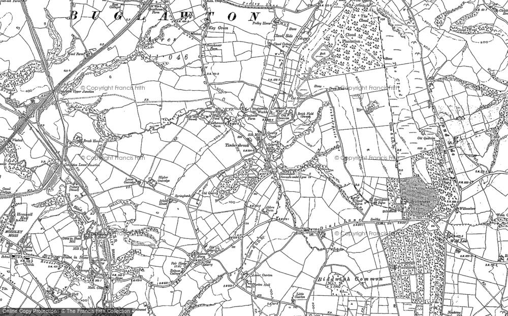 Timbersbrook, 1897 - 1898