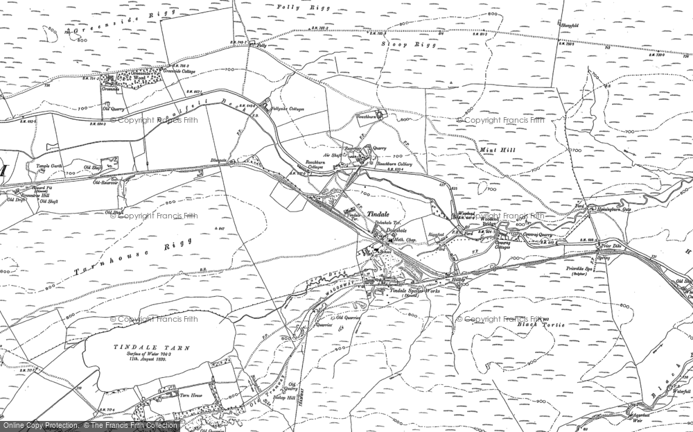 Tindale, 1899 - 1946
