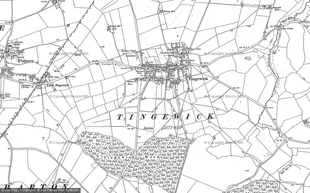 Tingewick, 1898 - 1938