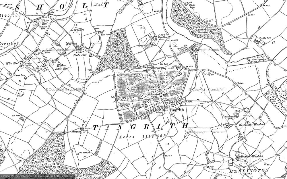 Tingrith, 1881 - 1882
