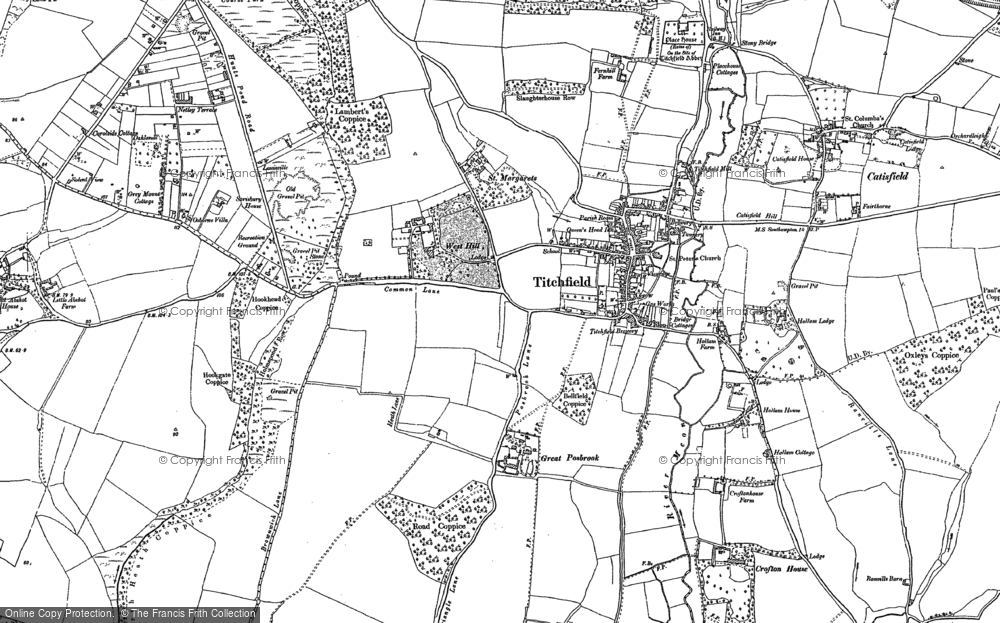 Titchfield, 1895