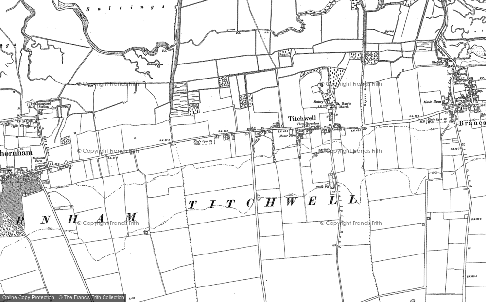 Titchwell, 1904
