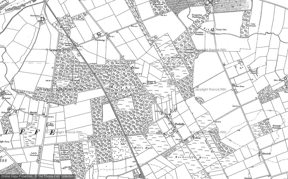 Todhills, 1899
