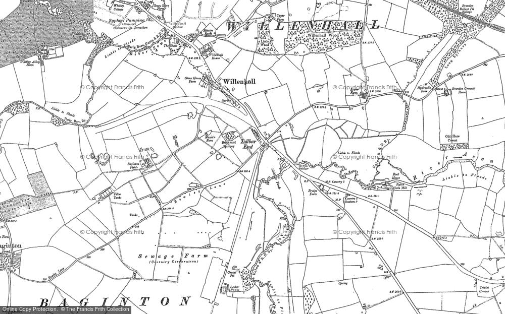 Tollbar End, 1886
