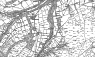 Old Map of Townfield, 1895