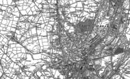 Old Map of Tre-boeth, 1897 - 1913