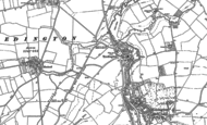 Old Map of Tredington, 1900 - 1904